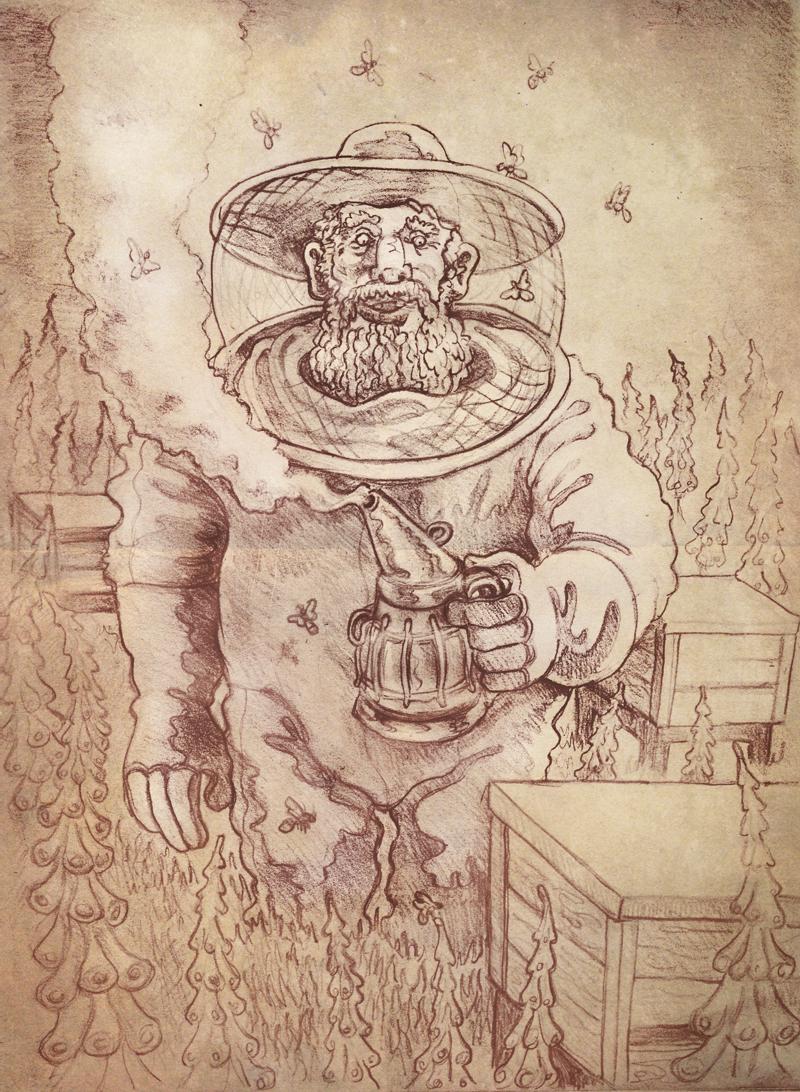 Bee Man 4